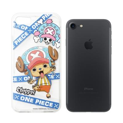 航海王 iPhone 8/iPhone 7 透明軟式手機殼(封鎖喬巴)