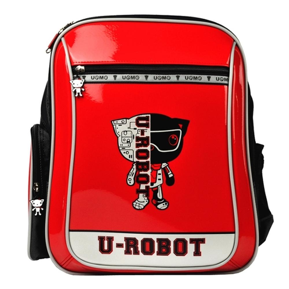 UnMe Robot機器人彈性肩帶後背書包_3233D