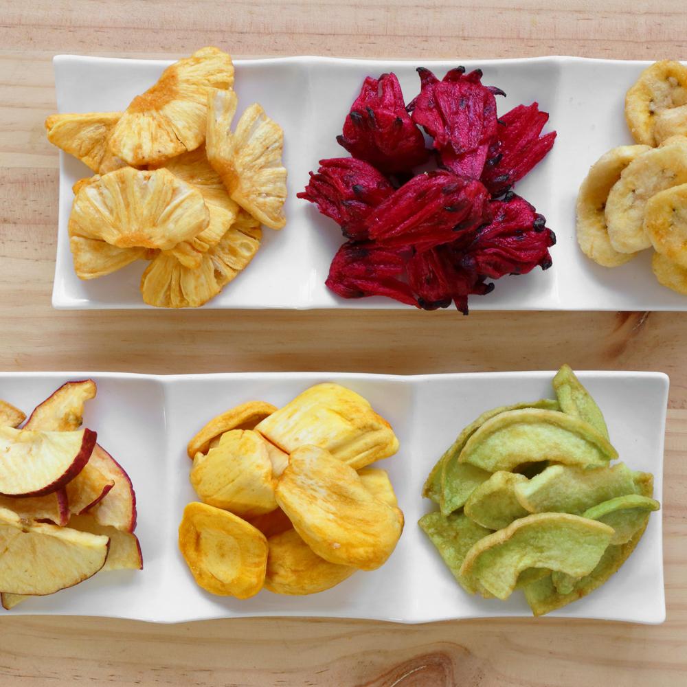 每日優果 綜合水果脆片(120g)