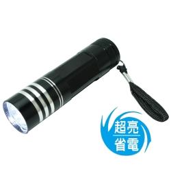 恆亮45LED高亮度手電筒 HW-3W509