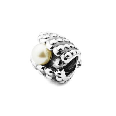 Pandora 潘朵拉 蚌殼珍珠墜