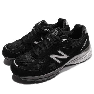 New Balance 慢跑鞋 M990BK 復古 男鞋