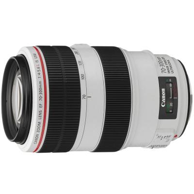 Canon EF 70-300mm f/4-5.6L IS USM 望遠變焦鏡頭(公司貨)