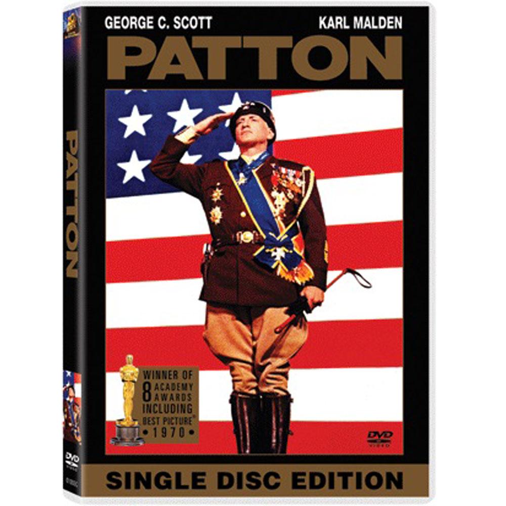 巴頓將軍 Patton DVD