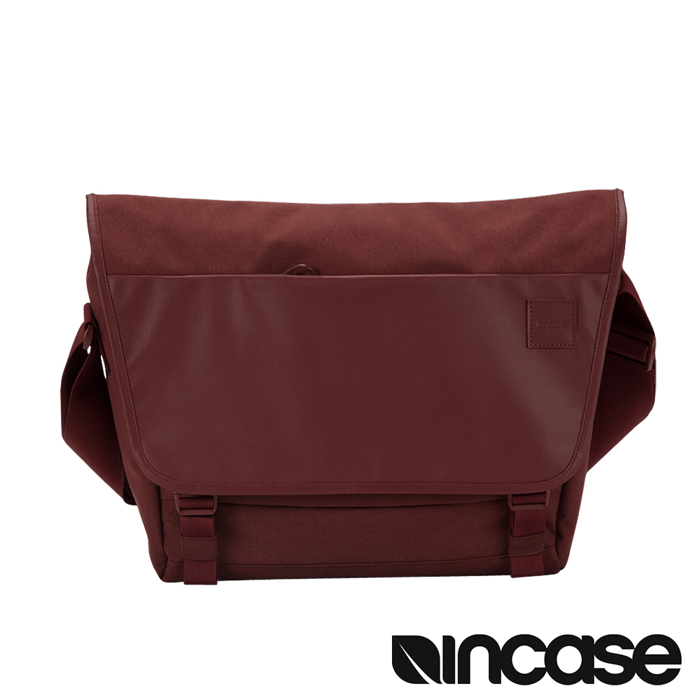 INCASE Compass 信差包(醇酒紅/15 吋電腦適用)