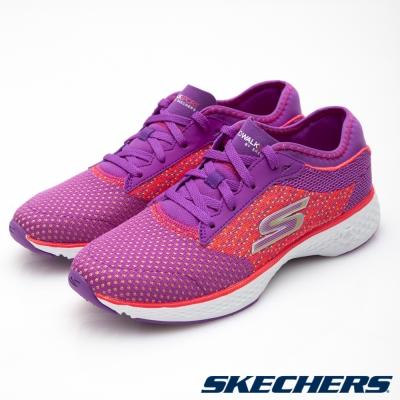 SKECHERS女健走系列GO Walk Sport 14141PRPK