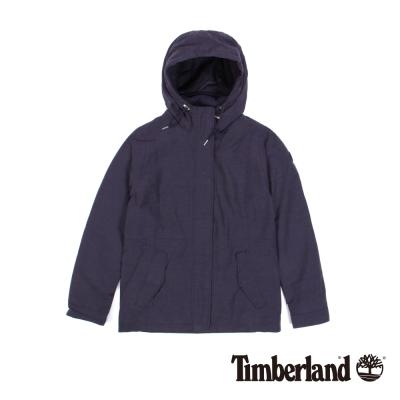 Timberland 女款夜影紫DV Mt Cabot 3合1CLS外套