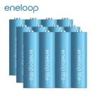 國際牌ENELOOP LITE輕量版充電電池組(3號12入)