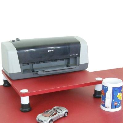 MIT 桌上型置物架(深40×寬40)-喜氣紅色