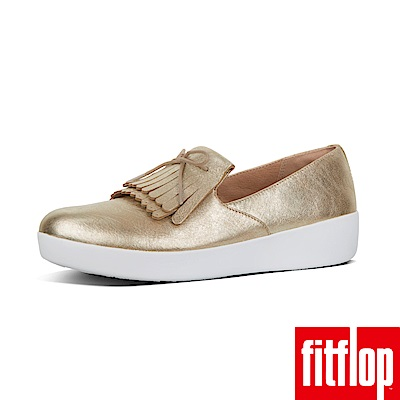 FitFlop SUPERSKATE TM FRINGE  LEATHER金