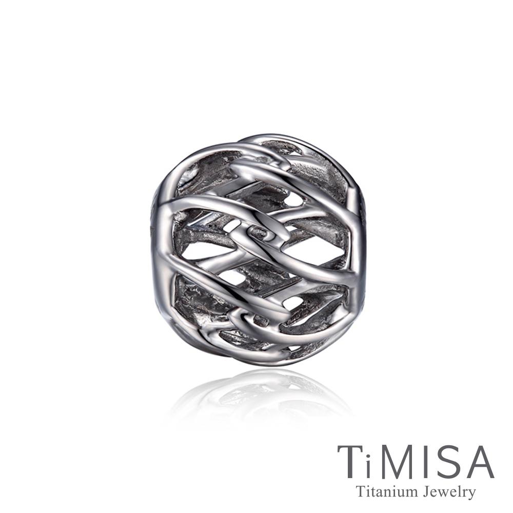 TiMISA  交織  純鈦飾品 串珠