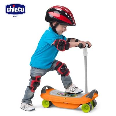 chicco-體能運動三合一滑板玩具