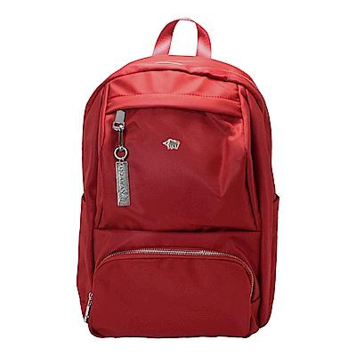 DRAKA 達卡 - 多功能防潑水後背包-紅