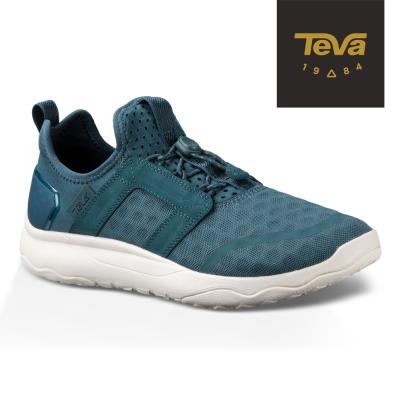 TEVA 美國 女 Arrowood Swift Lace 輕量休閒鞋 (靛藍)