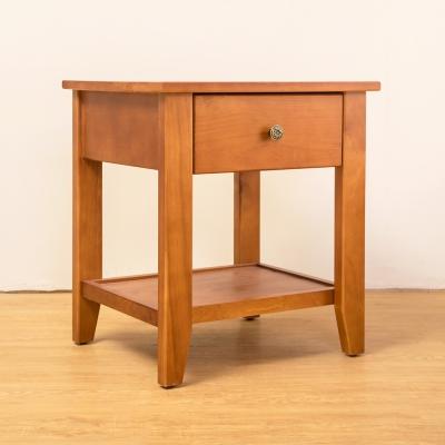 Bernice 蒂琪1.7尺簡約實木床頭櫃