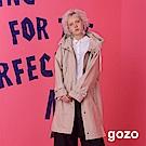gozo 變化型軍裝長版風衣外套(二色)