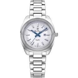 奧柏表 Olym Pianus 聚焦時尚石英腕錶-白/33mm   5706LS