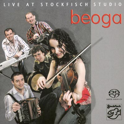 Beoga - 老虎魚現場 SACD