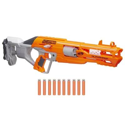 孩之寶Hasbro NERF系列 兒童射擊玩具 菁英系列 鷹隼神射 B8731