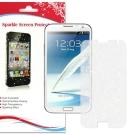 星砂 SAMSUNG NOTE2(N7100) 金蔥鑽石螢幕保護貼