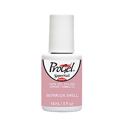 SUPER NAIL 美國專業光撩-81406 Bermuda Shell 14ml