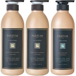 Parfum 巴黎帕芬 香氛精油洗髮精600mlX3(多款可選)