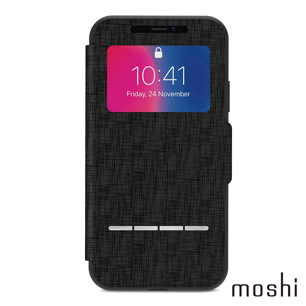 Moshi SenseCover for iPhone XS/X 感應式極簡保護套