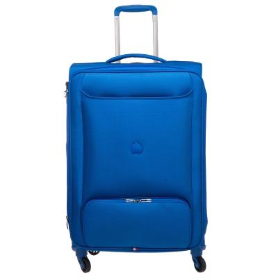 DELSEY法國大使 CHATILLON -24吋行李箱-藍色
