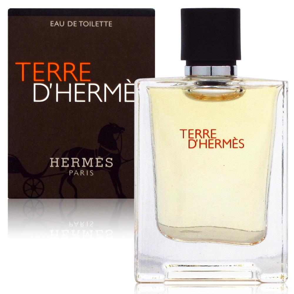 HERMES 愛馬仕 大地 男性淡香水 5ml 贈禮品袋