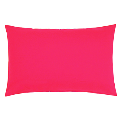 Yvonne Collection狗狗床組枕套-莓紅