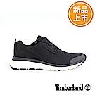 Timberland 女款黑色絨面皮革淺口鞋