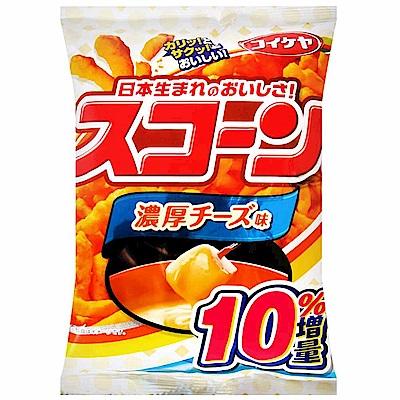 湖池屋 玉米棒-濃厚起士風味(88g)