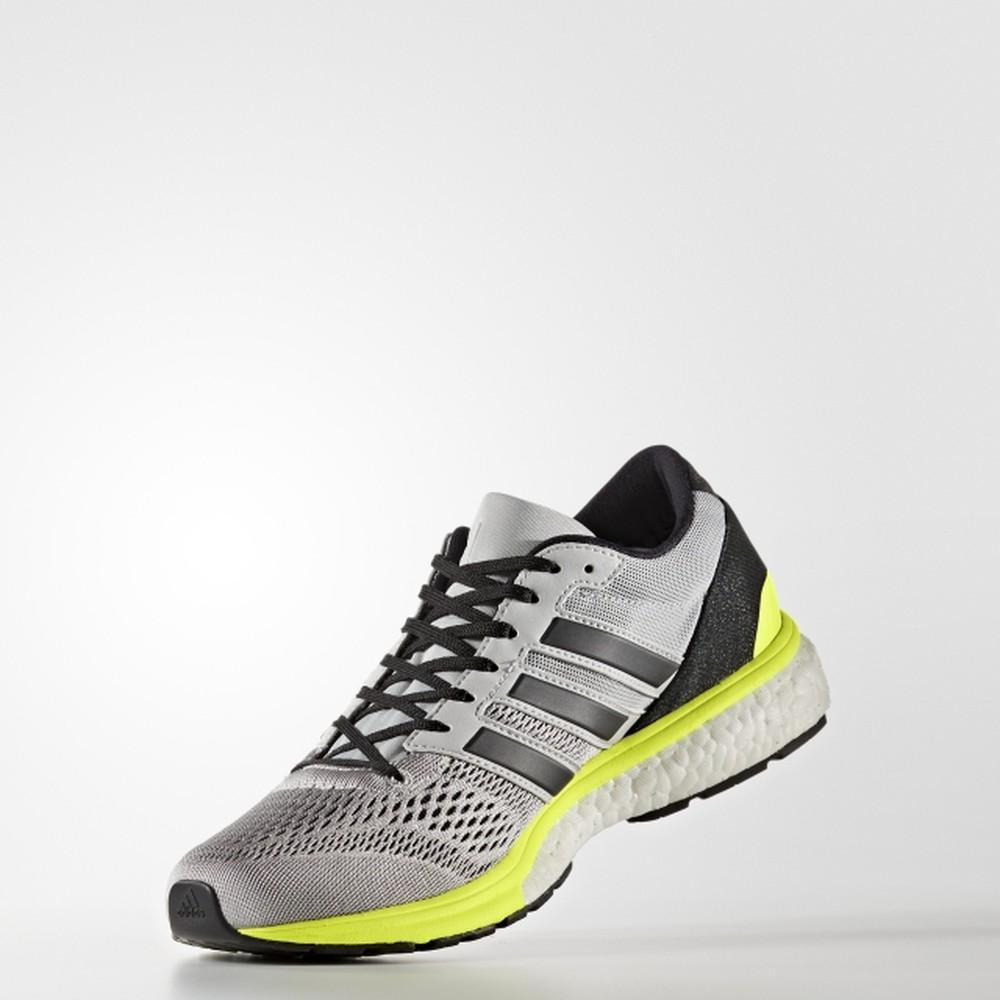 adidas ADIZERO女跑鞋BA8146