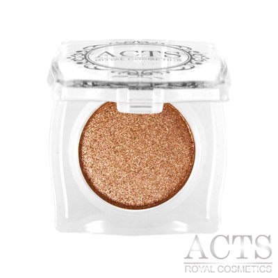 ACTS維詩彩妝 璀璨珠光眼影 璀燦紅棕C604