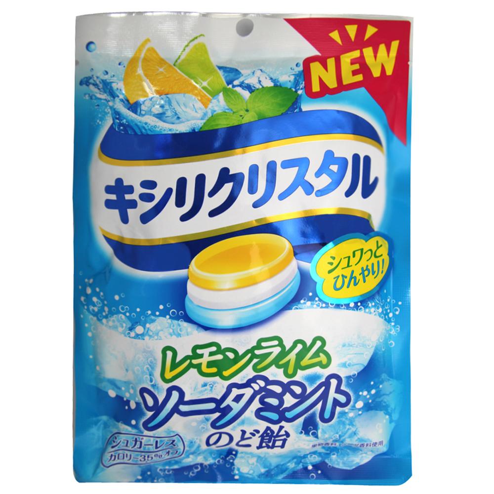 三星 檸檬蘇打薄荷糖(72g)