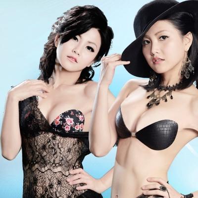 Show-Bra-調色誘惑隱形胸罩-任選2件