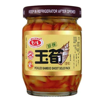 愛之味 珍保玉筍(120gx3入)