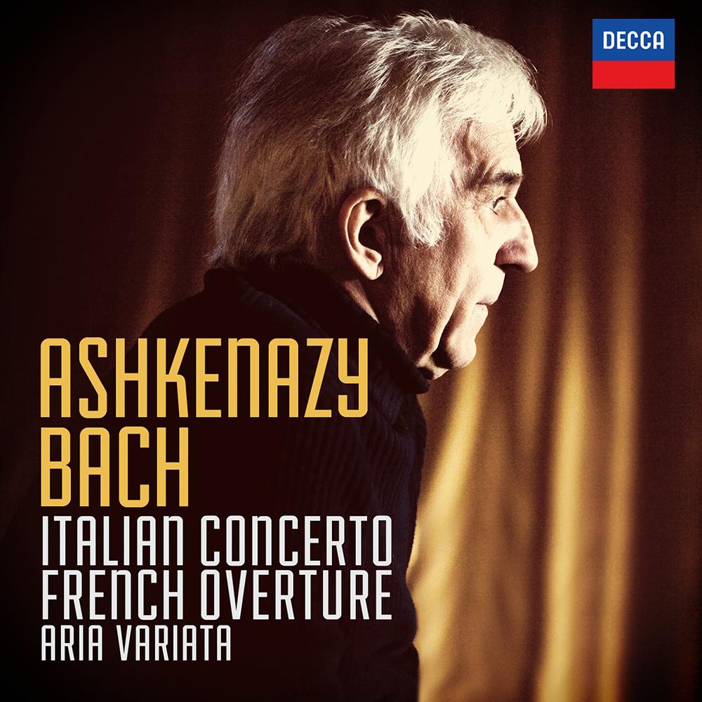 巴哈/義大利協奏曲&法國序曲(1CD)