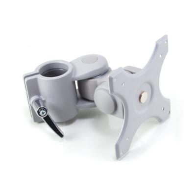 LINDY 林帝 台灣製 鋁合金 多功能 短旋臂式 螢幕支架 LCD Arm