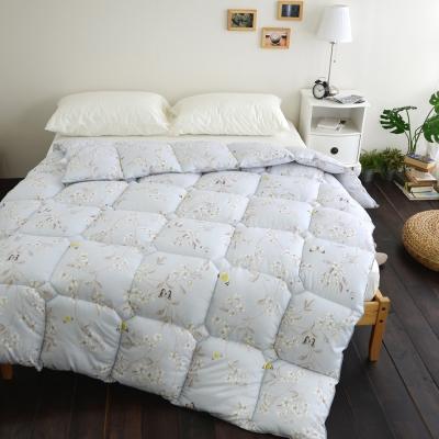 絲薇諾 印花科技羽絲絨被/暖暖被(3.1kg)-新芽款