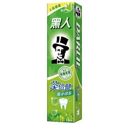 黑人茶倍健牙膏 龍井綠茶 160g