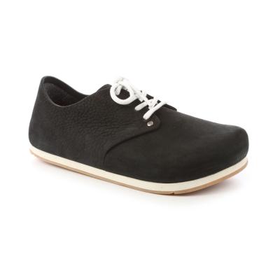勃肯BIRKENSTOCK 672311。緬因 休閒包鞋(黑)