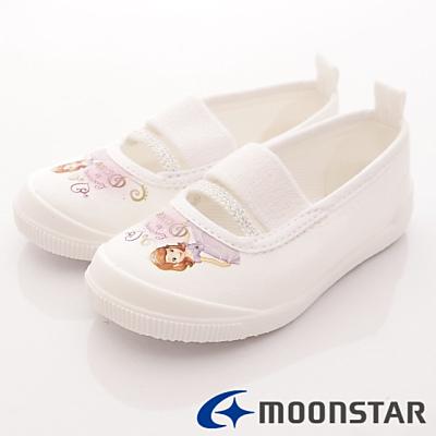 日本Carrot機能童鞋-蘇菲亞室內鞋NS011白(中小童段)HN