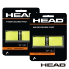 HEAD Hydrosorb Pro 球拍底層握把布(黃)-2卡 285303