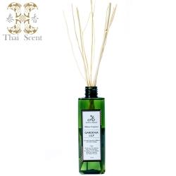 ThaiScent泰香 百合梔子花擴香精補充瓶240ml(送造型擴香竹)