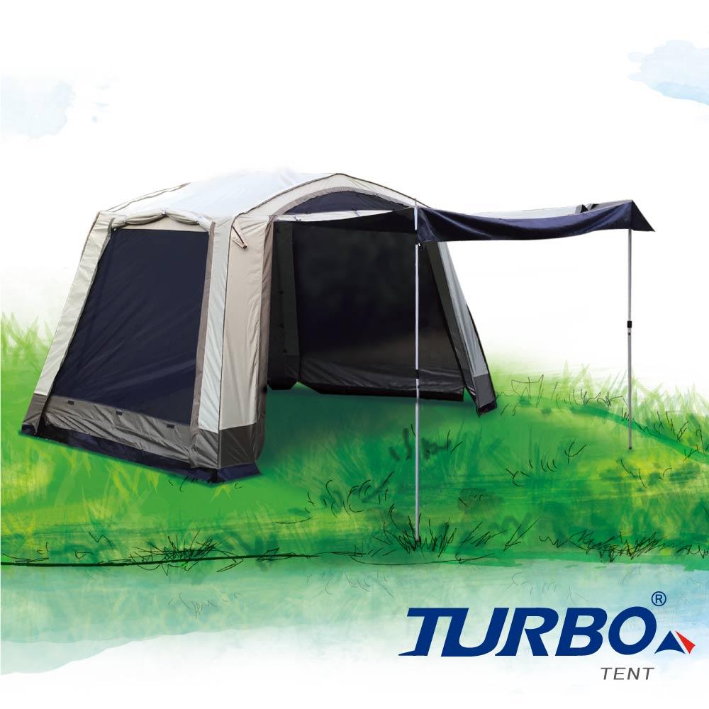 【Turbo Tent】Veranda 320 客廳帳