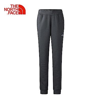 The North Face北面女款灰色針織長褲