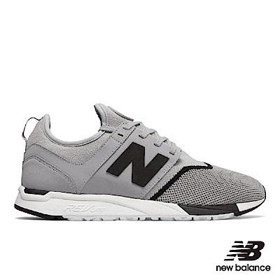 New Balance 247 時尚復古鞋 男鞋 灰 MRL247SI