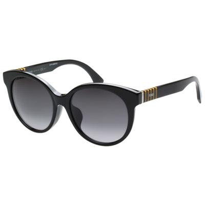 FENDI 時尚太陽眼鏡 (黑色)