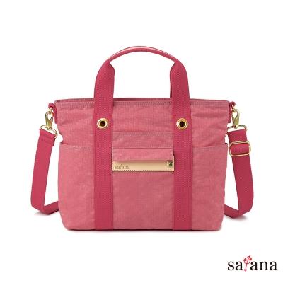 satana - 血拚趣手提斜背包 - 歡喜玫瑰